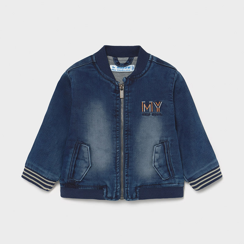 Soft Denim Jacket for Baby Boy Denim