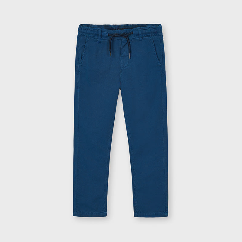 Linen Twill Pants for Boy Waves