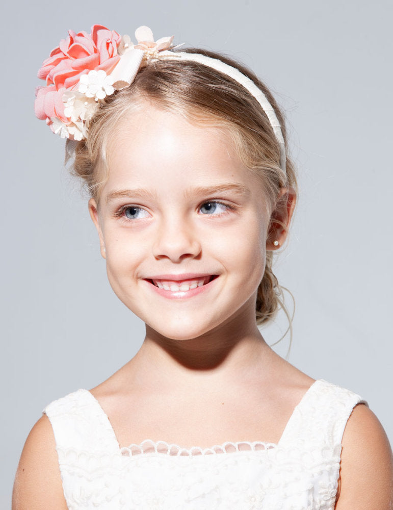 Floral Headband for Girl Makeup