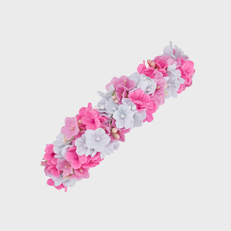 Flowers Headband for Girl Camellia