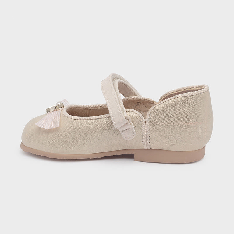 Formal Flats Champagne