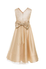 Load image into Gallery viewer, Beige Sparkly Dress