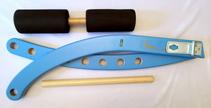 "Folding Blue Magic Back Stretcher ""A POLE"" with Backpack Limited time & quantity"