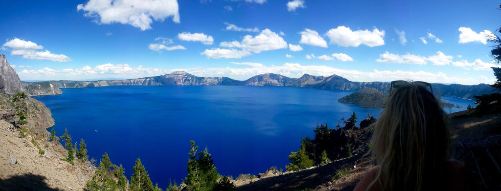 Paddle Spot: Crater Lake