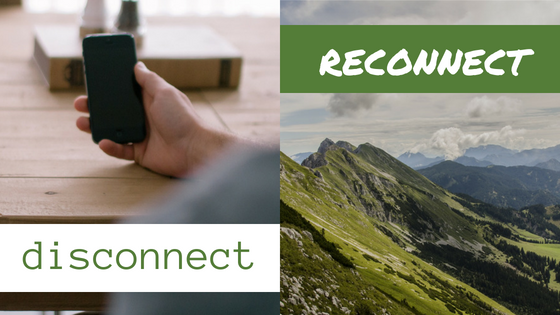 6 Ways to Reconnect with the World Around Us