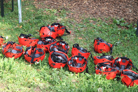Whitewater Helmets