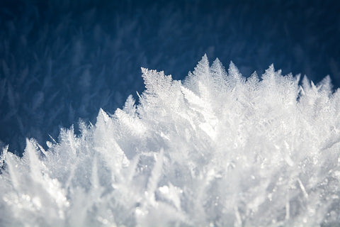 Ice, Frost