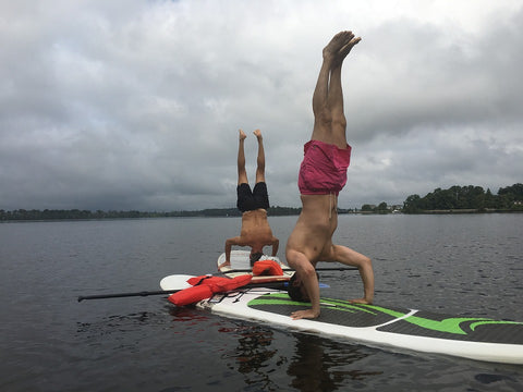 All-around SUP, yoga