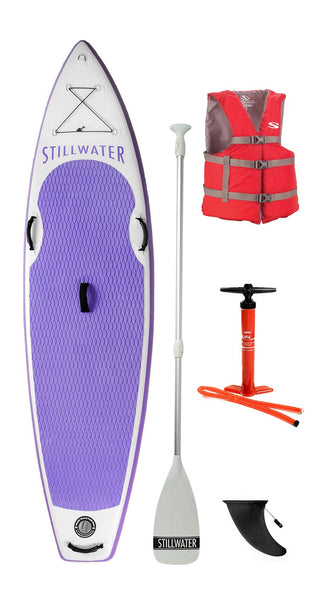 Inflatable Sup Rental Package-Little Spokane