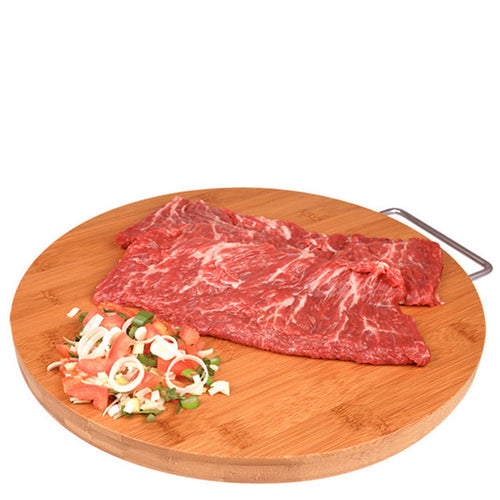 Arrachera de falda steak kg