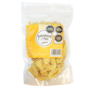 Banana chips dr. farms 100g pza