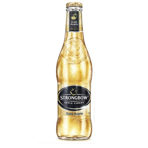Bebida strongbow gold 330ml pza