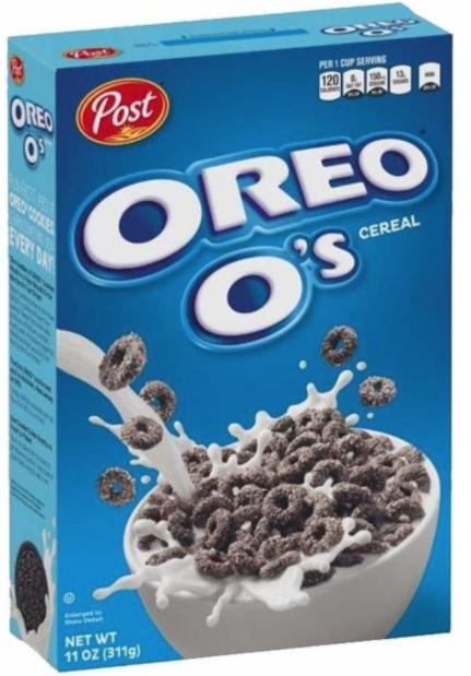Cereal post oreo 311gr pza