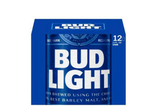 Cerveza budlight 12 pack lata 355 ml pza