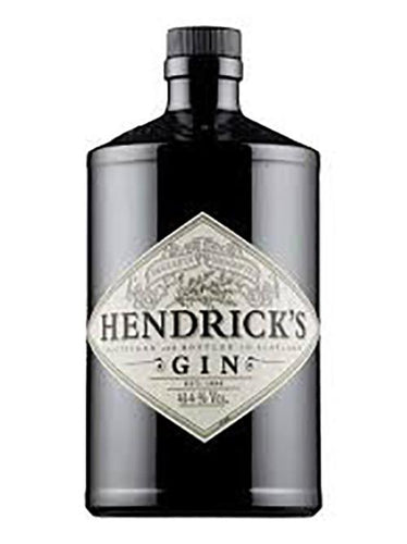 Ginebra hendricks 750 ml pza