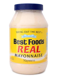 Mayonesa best foods 1.734 gr pza