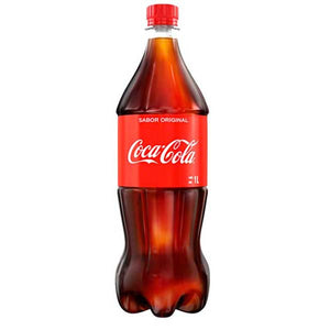 Refresco coca cola original  1 lt pza