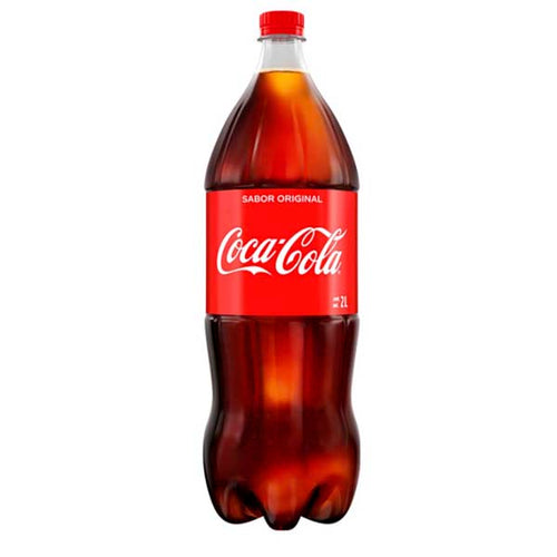 Refresco coca cola original 2lts pza