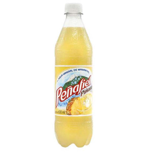 Refresco peñafiel piñada 600ml pza