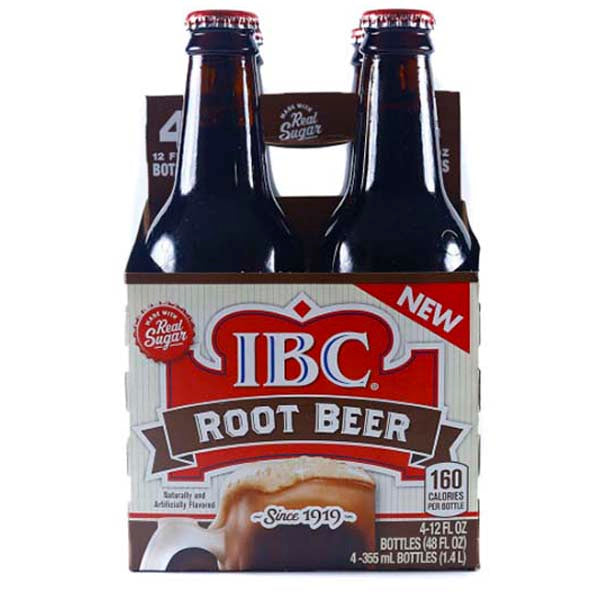Root beer ibc botella 355ml pza