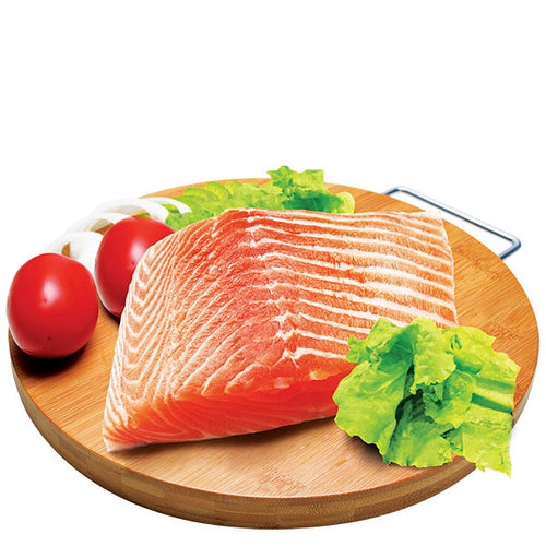 Salmon steak kg