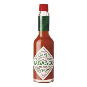 Salsa tabasco original 60 ml pza