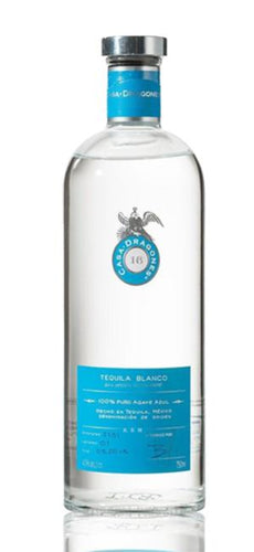 Tequila blanco casa dragones 750ml pza