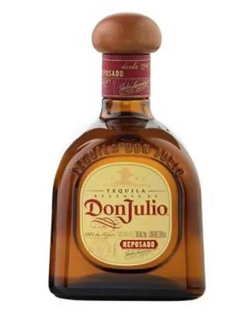 Tequila don julio reposado 750 ml pza