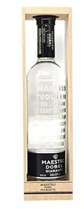 Tequila maestro tequilero doble diamante 750 ml pza