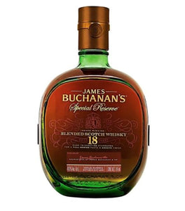 Whisky buchanan's 18 años 750 ml pza