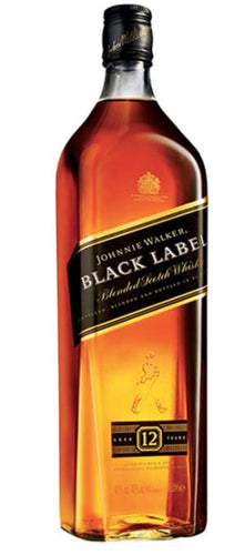 Whisky j walker black label 1 lt pza