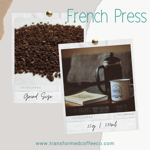 French Press How To Brew
