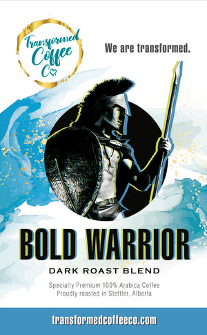 Bold Warrior - Dark Roast Blend