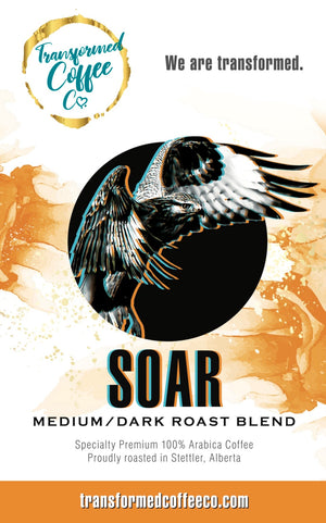 SOAR - Medium / Dark Roast Blend