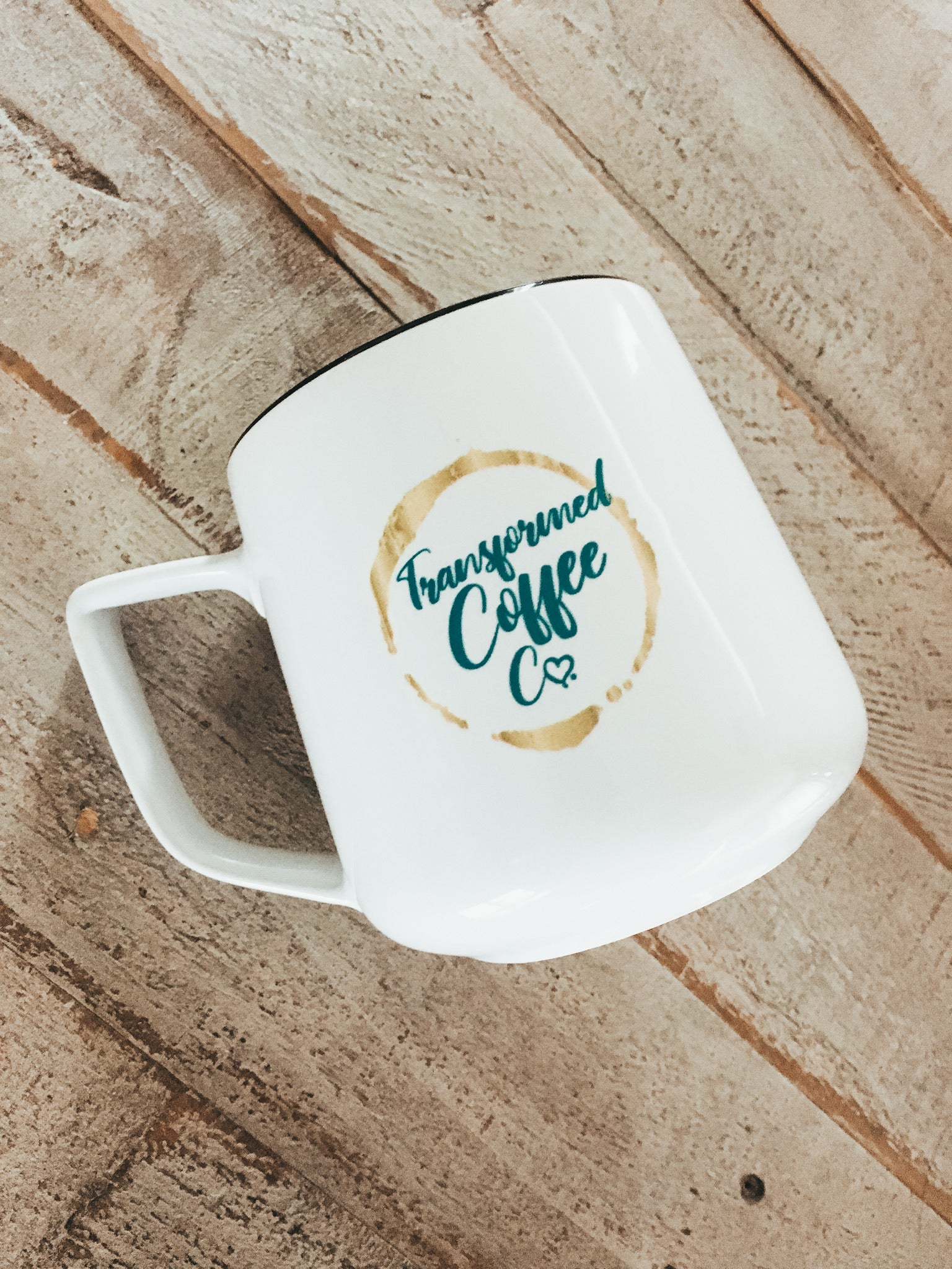 Transformed Coffee Co. - Mug