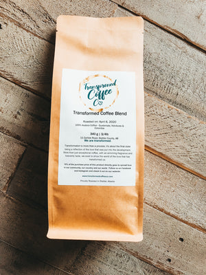Transformed Coffee Blend
