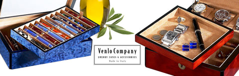 Venlo Watch Boxes & Cases