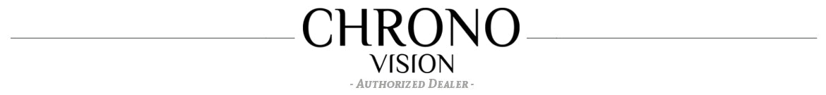 Chronovision authorized dealer logo