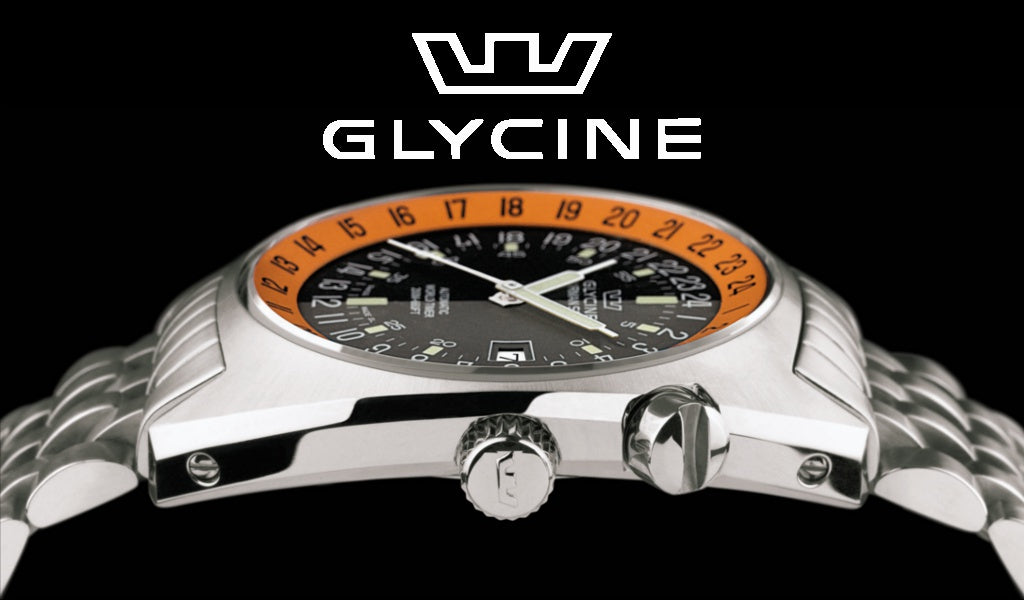 Appealing glycine watches