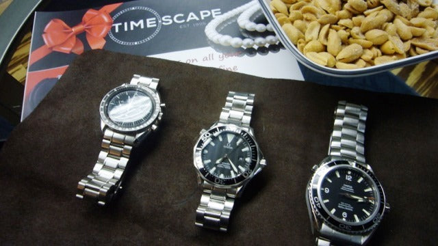 timescape watch brands