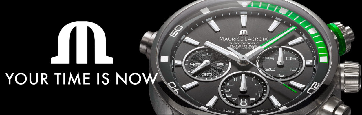 Maurice Lacroix Chronograph Brands Page Image