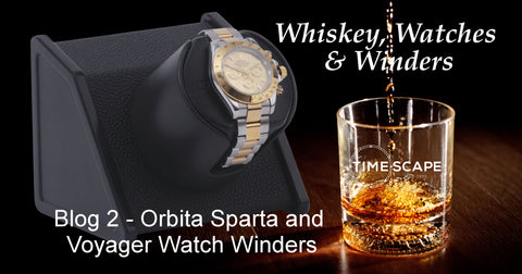 Orbita Sparta Desktop Watch winder