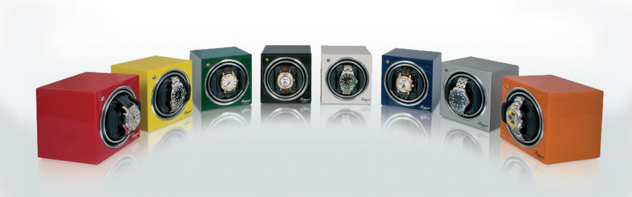 Rapport Luxury Watch Winders Collection