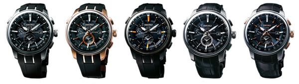 Seiko Astron New Designs