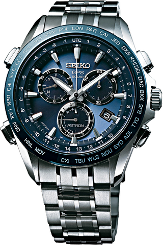 REVOLUTION OF Seiko ASTRON