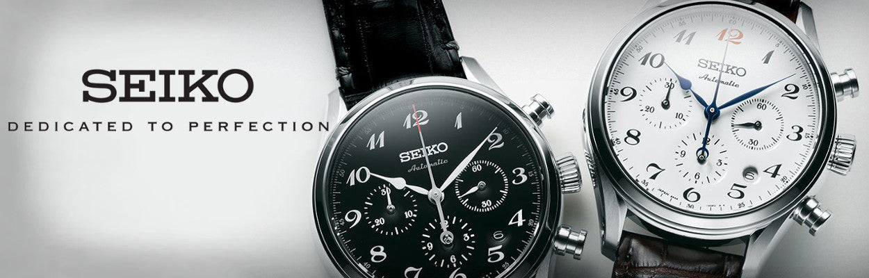 Seiko Limited Edition Automatic Watches