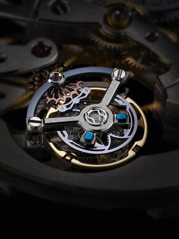 ulysse anchor escapement
