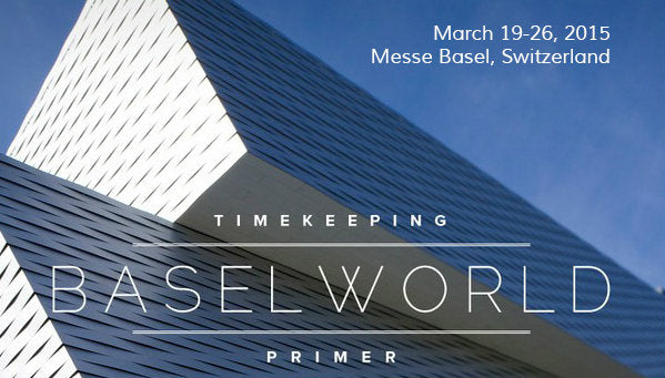 baselworld 2015 tickets