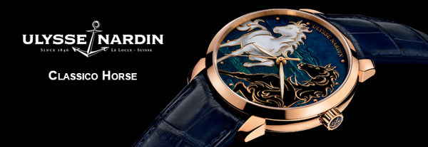 Ulysee Nardin Classico Horse
