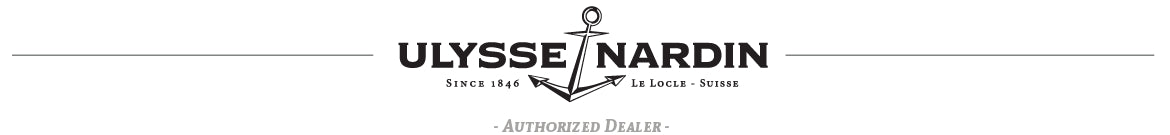 Authorized dealer of ulysee nardin